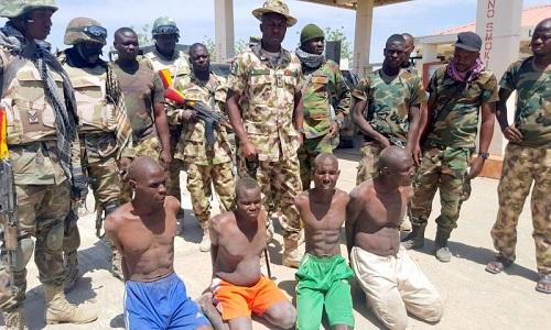 Army-Boko Haram