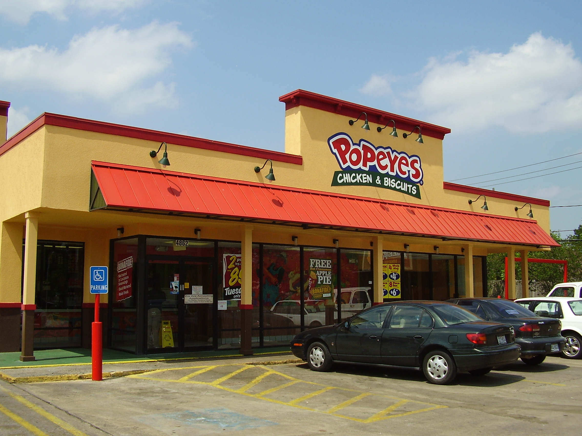 teen lands job after stopping a robbery during interview a teenager applying for a job at a popeyes louisiana kitchen nailed the interview when he helped stop a robbery in new orleans this weekend