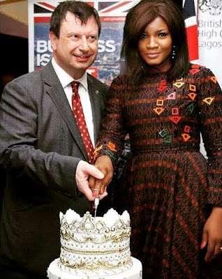paul Photos from Queen Elizabeth's 90th birthday celebration in Lagos