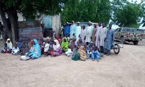 Boko Haram-families