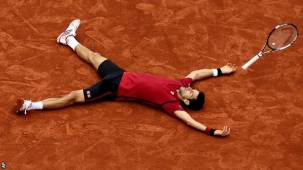 World Number 1 Novak Djokovic
