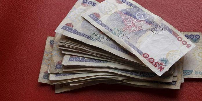 Nigerian-naira-to-dollar
