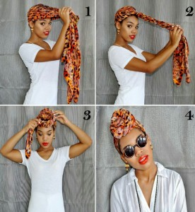head-scarf