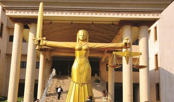 Image result for nigerian court symbol