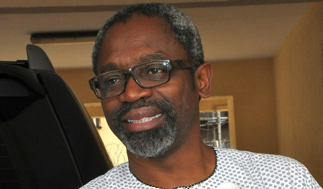 """""""We will be shaking the table just a little"""" Gbaja says as he emerges speaker"""