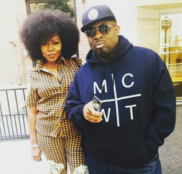 Omawumi and Wyclef
