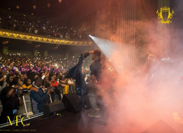 YBNL UK Concert