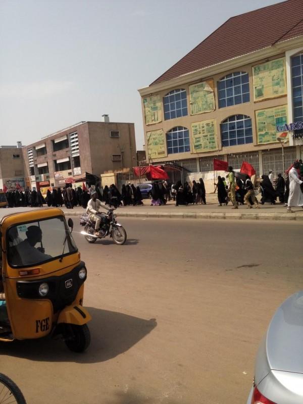 shiite-procession