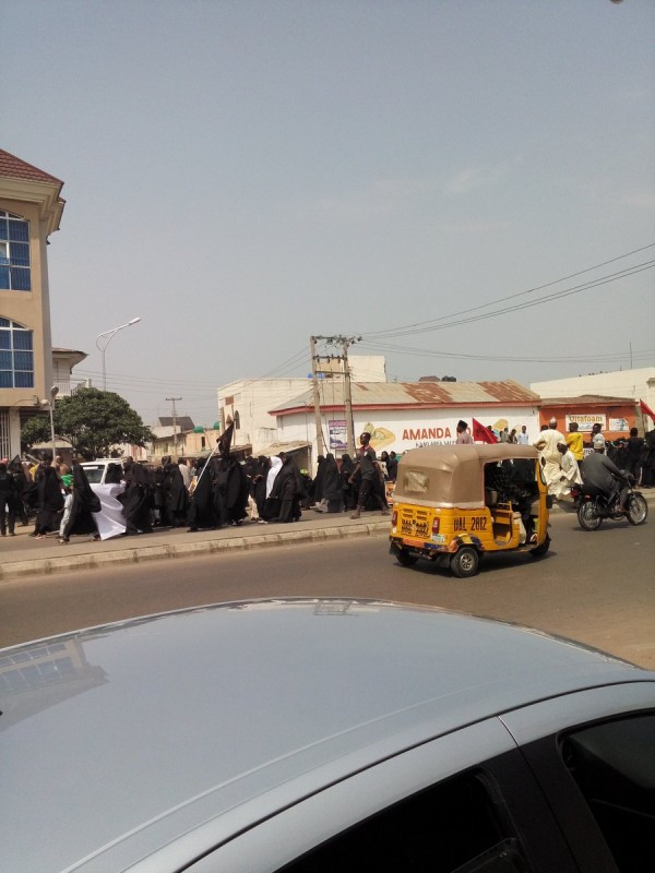 shiite procession kaduna