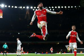 Giroud Bound For Dortmund in Aubameyang Deal