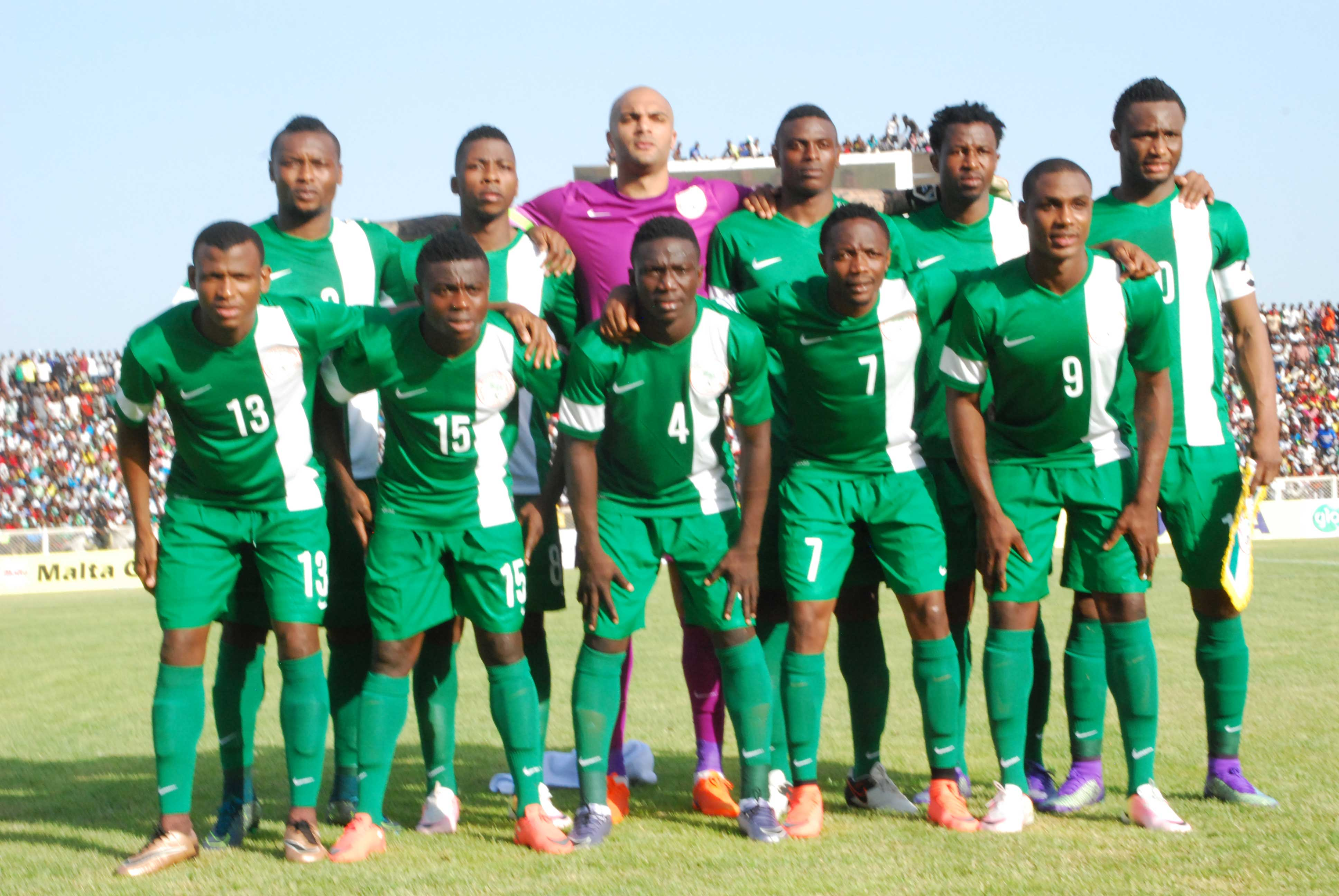 Eagles Maintain 41st Position — FIFA Ranking