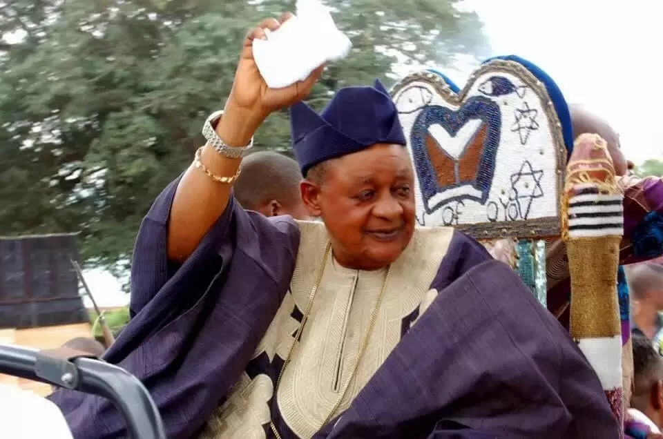 Image result for images of alaafin of oyo