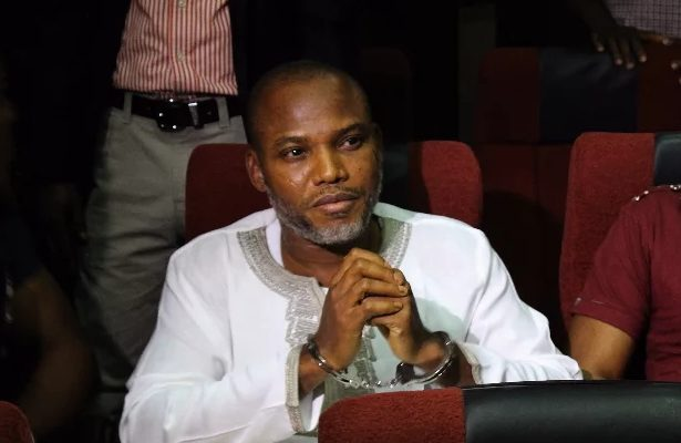 Nnamdi Kanu denies rejecting bail, pledges to meet conditions in 48 hours