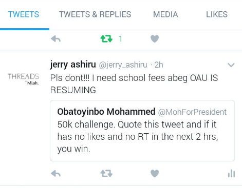 when is oau resuming oau student dies after he retweeted a