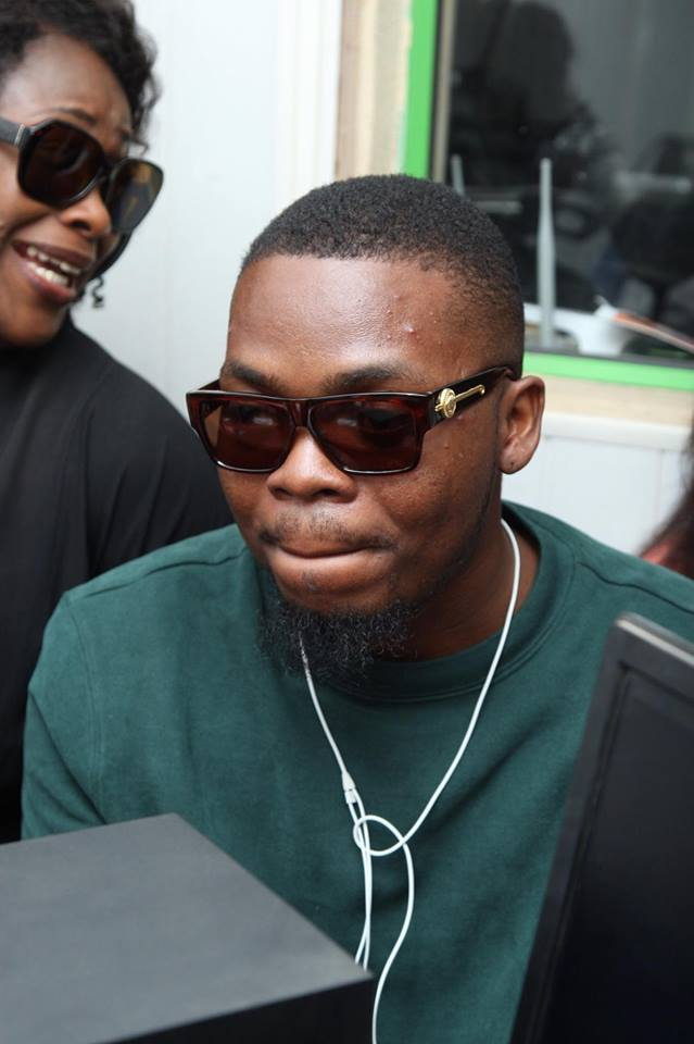 I can't run out of songs' – Olamide - Information Nigeria