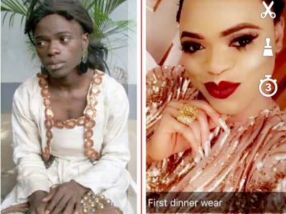 "Image result for ""God Promised Me Private Jet When I Almost Gave Up"" – Bobrisky Shares His Testimony"