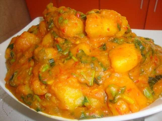 Here Is How To Make Yam Porridge
