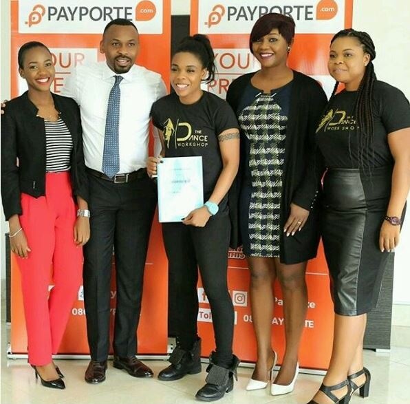 Kaffy Signs Endorsement Deal With Payporte,becomes Their Fitness Ambassador