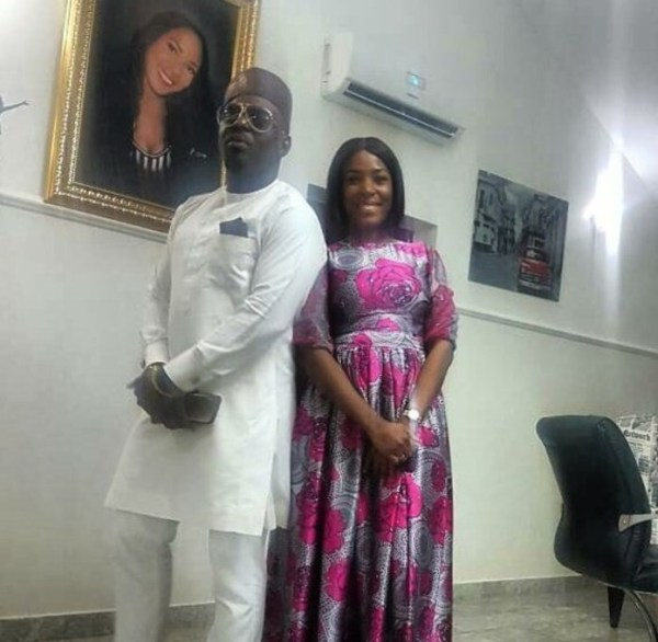 Jim Iyke And Linda Ikeji Finally End Longterm Beef And Hangout Together