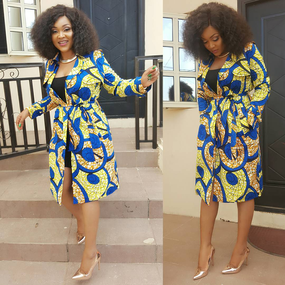 'You aren't yet a widow' – Between Mercy Aigbe and female fan (See detail) 1