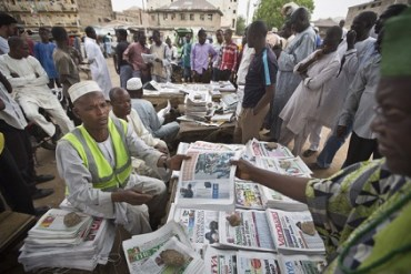Nigerian Newspaper Headlines Today: 13th April