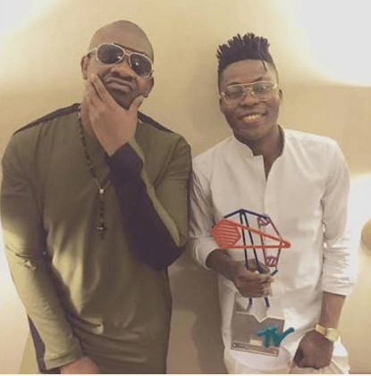 [Ent] Don Jazzy Is Not Cheating Me — Reekado Banks Slams Rumor 12