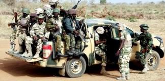 Nigerian Army Promotes 468 Officers...Check Full List