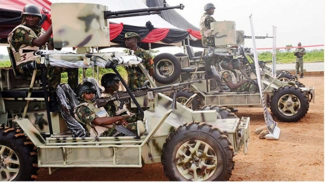 Nigerian army chief raises concern over Boko Haram links with Mali terrorists