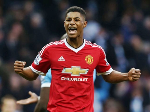 Rashford Scores As Manchester United Romp To Victory