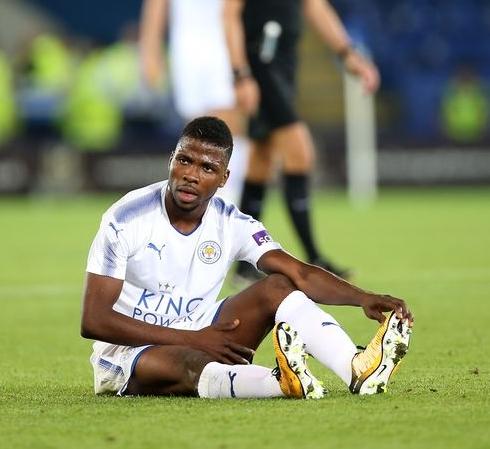 Iheanacho injury 1 - AFCON2019: Kelechi making Super Eagles provisional list is a joke! Nigerians react