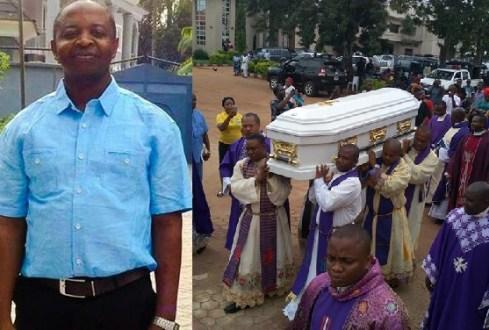 Image result for nigeria catholic priest