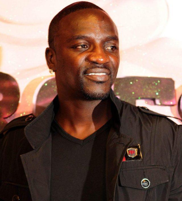 Singer Akon