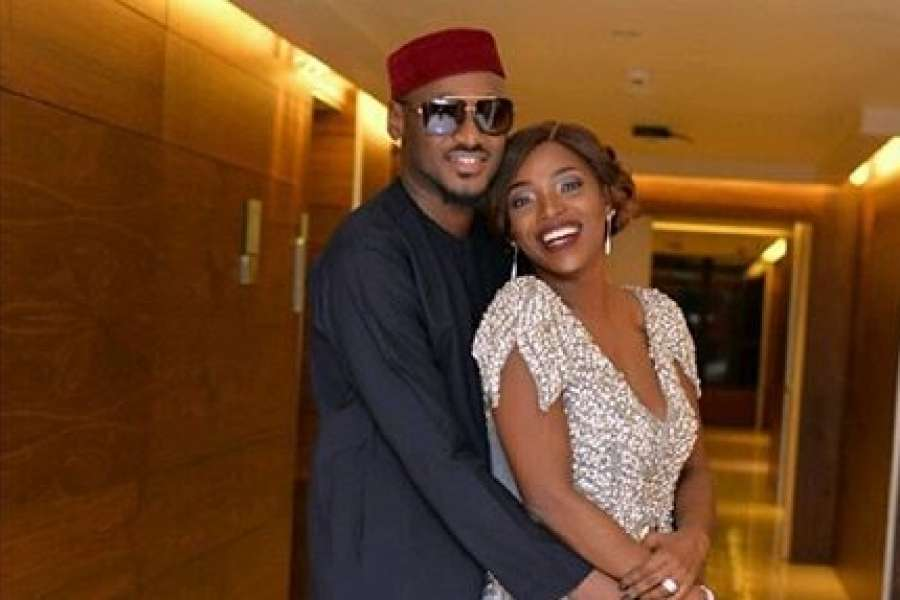 annie tuface idibia 1 - International Woman's Day: Tuface Drops Classy Message For Annie Idibia
