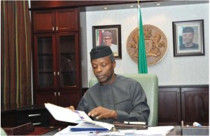 "osibanjo 600x388 1 - ""Osinbajo Convoy was not Attacked"" – Laolu Akande"