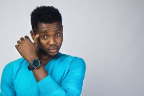 Kiss Daniel In Loved Up Photo With Mystery Lady But Then It Could Be A Shoot