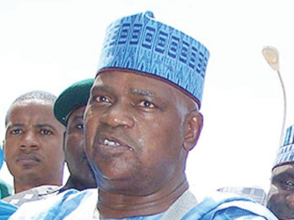 Why I stepped down for lawan - Goje