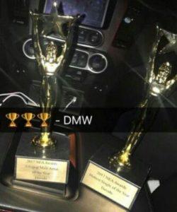 davio wins