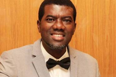'God is not a Christian' – Reno Omokri