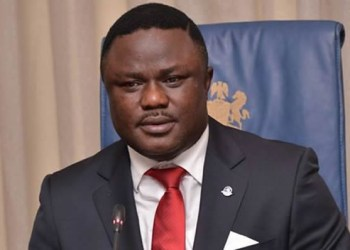 Gov Ayade Signs Budget Of Olimpotic Meristemasis Into Law