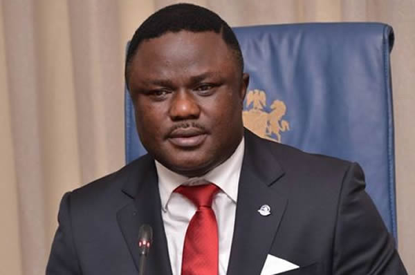 , Governor Ayade, UNICAL Student, Goes To School In 20-Jeep Convoy, All 9ja
