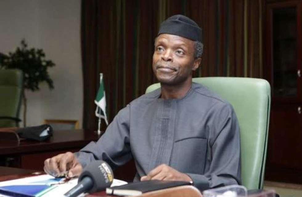 Nigeria Bound To Succeed—osinbajo