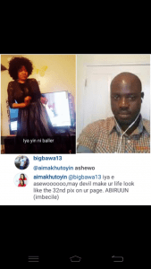 """tty 169x300 - """"Could satan make your life appear to be the 32nd pic in your web page"""" – Toyin Aimakhu insults fan who known as her ashawo"""