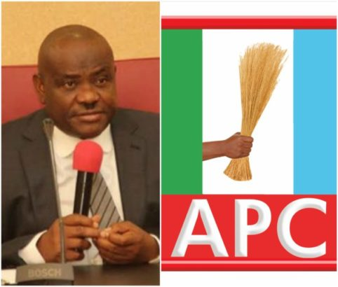 """wike 482x410 - #WikeMustGo#: """"APC Hoping To Win Rivers is like expecting Jimi Agbaje to unseat APC in Lagos."""" – See What Nigerians Are Saying"""