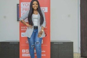 Laura Ikeji Is On Top Of His Game As She Becomes Payporte Ambassador