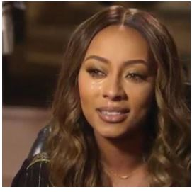 6 20 - Keri Hilson says she's planning a musical comeback after hitting 'all-time low' in emotional sit down