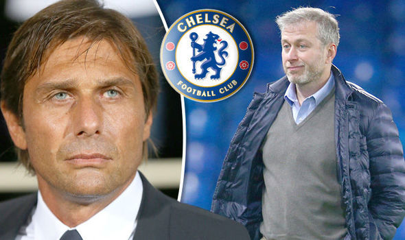 Antonio Conte 'relaxed' over Chelsea future despite rift with Marina Granovskaia