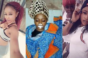 This young Lady Was Allegedly Used For Money Making Rituals By a Yahoo Boy (Photos)