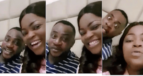 Image result for FUNKE AKINDELE HAVING FUN WITH ODUNLADE ADEKOLA