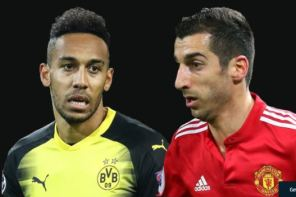 Aubameyang and Mkhitaryan Agree Personal Terms With Arsenal