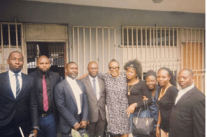 Pastor David Ibiyeomie drops charges against Kemi Omololu over Iyabo Ojo affairs scandal (Photos)